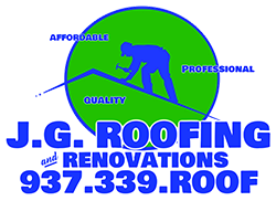 JG Roofing & Renovations logo